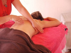 Try a relaxing full body massage