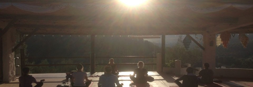 Yoga retreat in Spain Andalucia