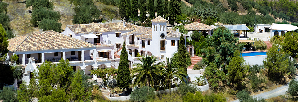 Yoga Retreat Spain – Cortijo Las Salinas